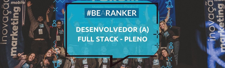 Desenvolvedor(a) Full-Stack | Pleno - (Remoto)