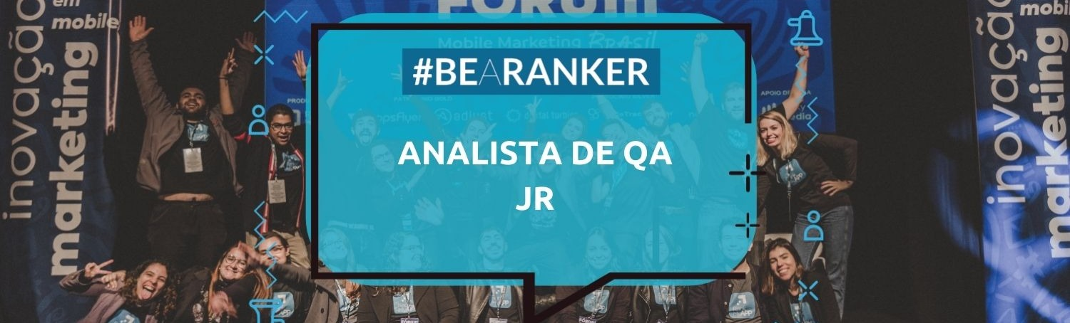 Analista de QA - Jr