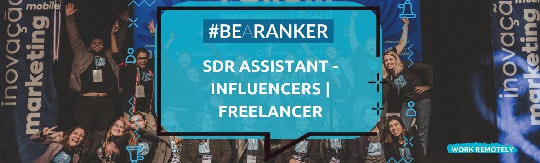 [Banco de Talentos]  Prospecção de influenciadores -  Freelancers