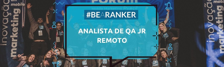 Analista de QA Jr - Remoto