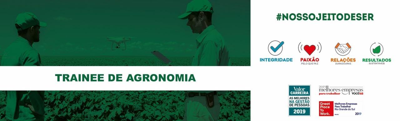 Trainee de Agronomia