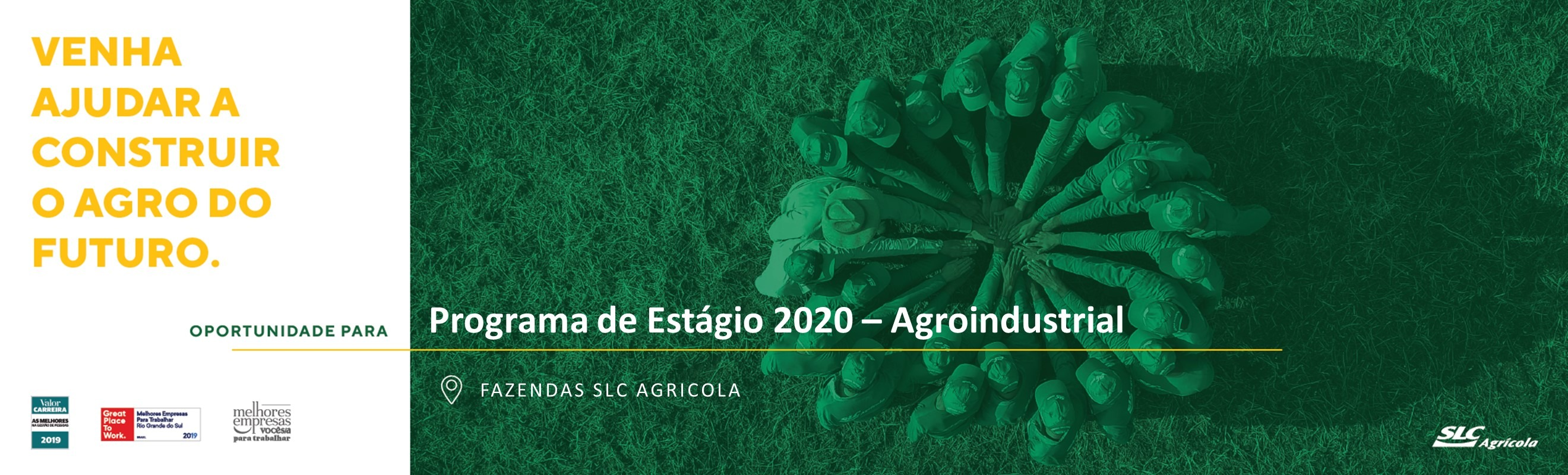 Estágio Curricular - Agroindustrial - 2020/2