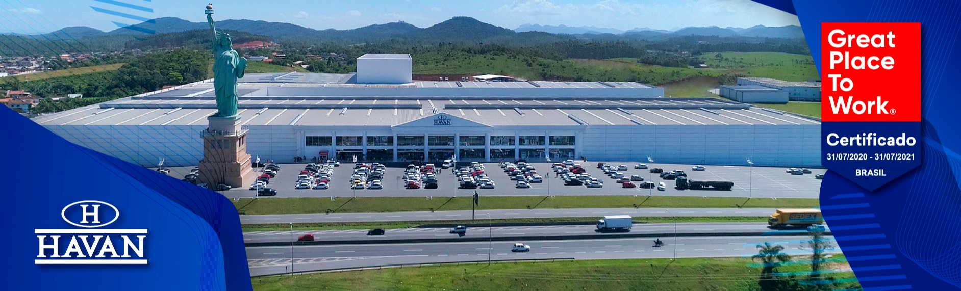 CDH - Centro de Distribuição Havan