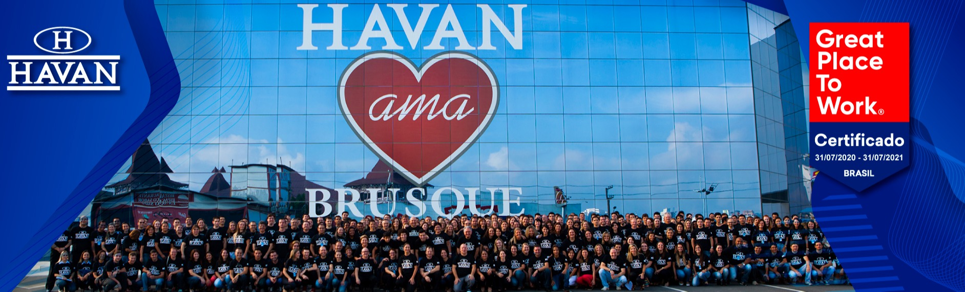 Centro Administrativo Havan