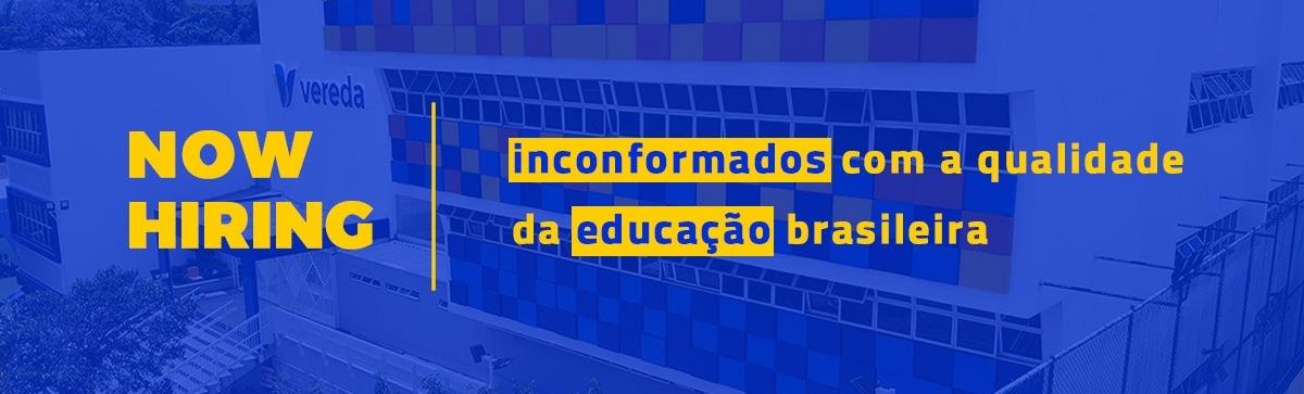 Analista Educacional Pleno - Orientação Educacional (Mooca - SP)