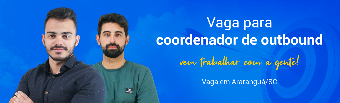Coordenador de Outbound
