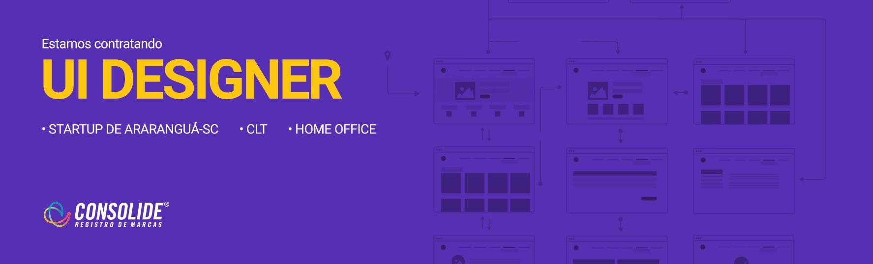 Designer de Interface / Ux Júnior