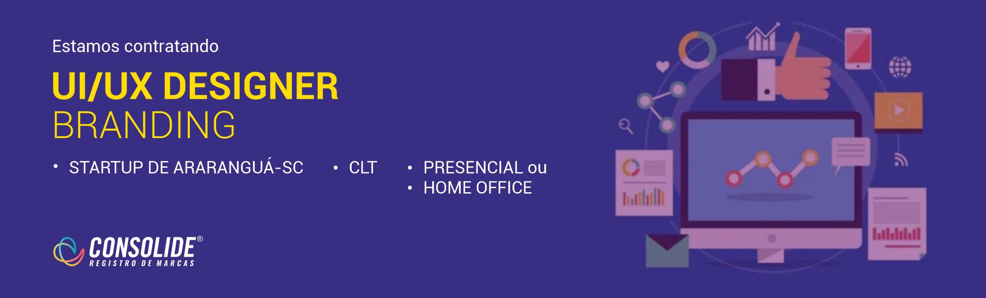 UI/UX  Designer Branding