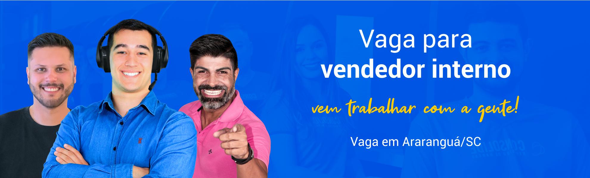 Consultor de Marcas - Vendedor(a) Interno