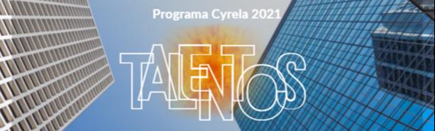 Programa de Talentos Cyrela 2021