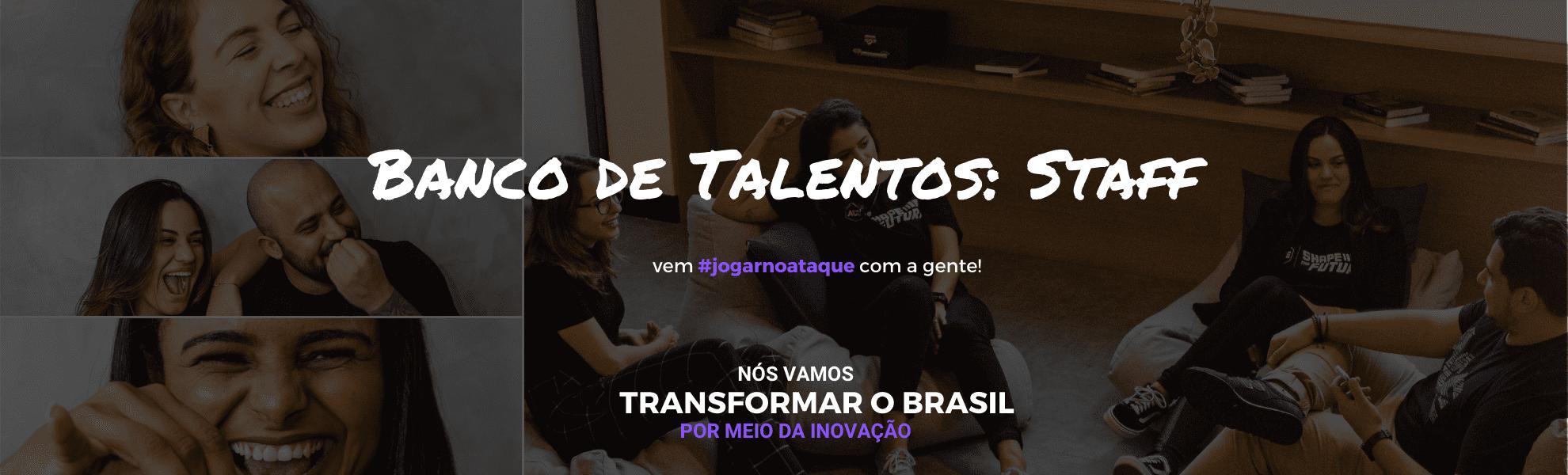 Banco de Talentos.: Vagas Staff