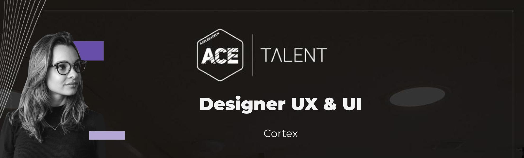 Designer UX & UI