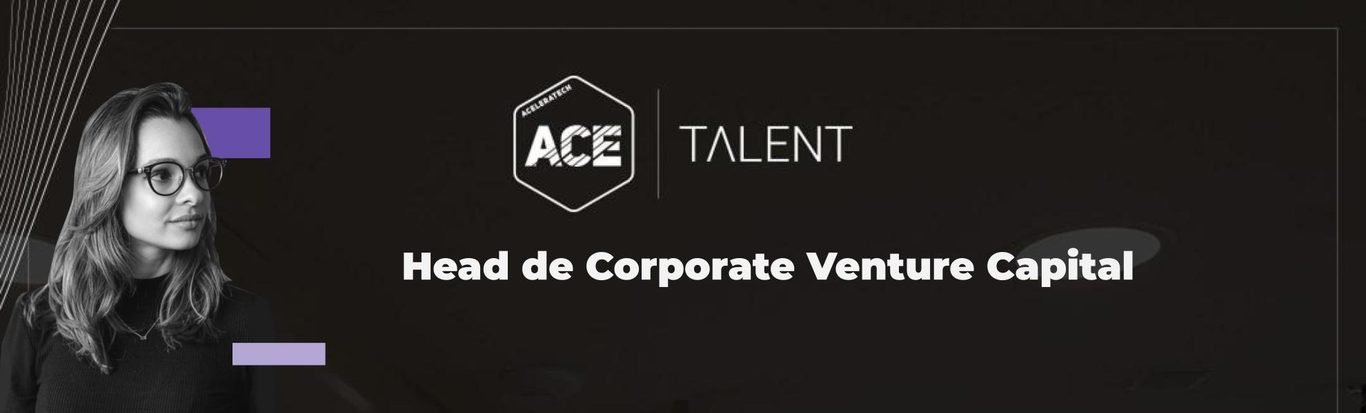 Head de Corporate Venture Capital