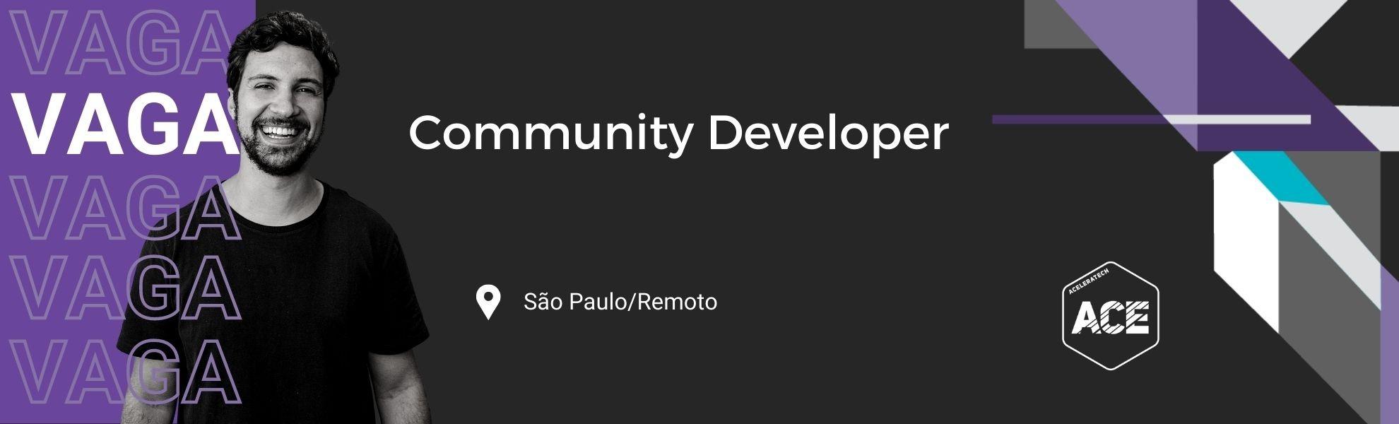 Community Developer