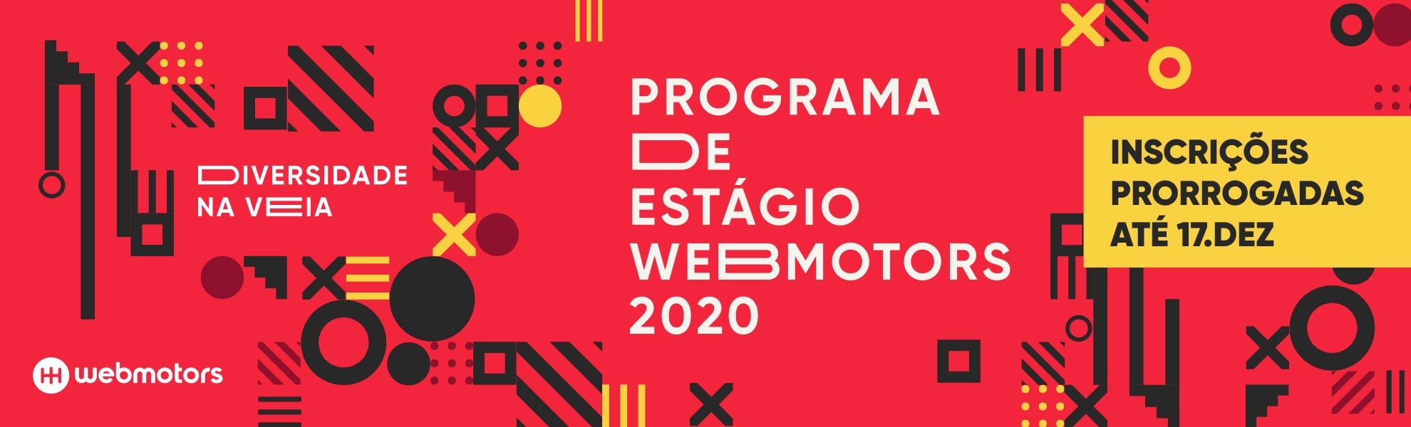 Programa de Estágio 2020