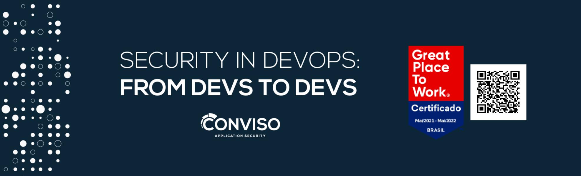 Conviso Application Security