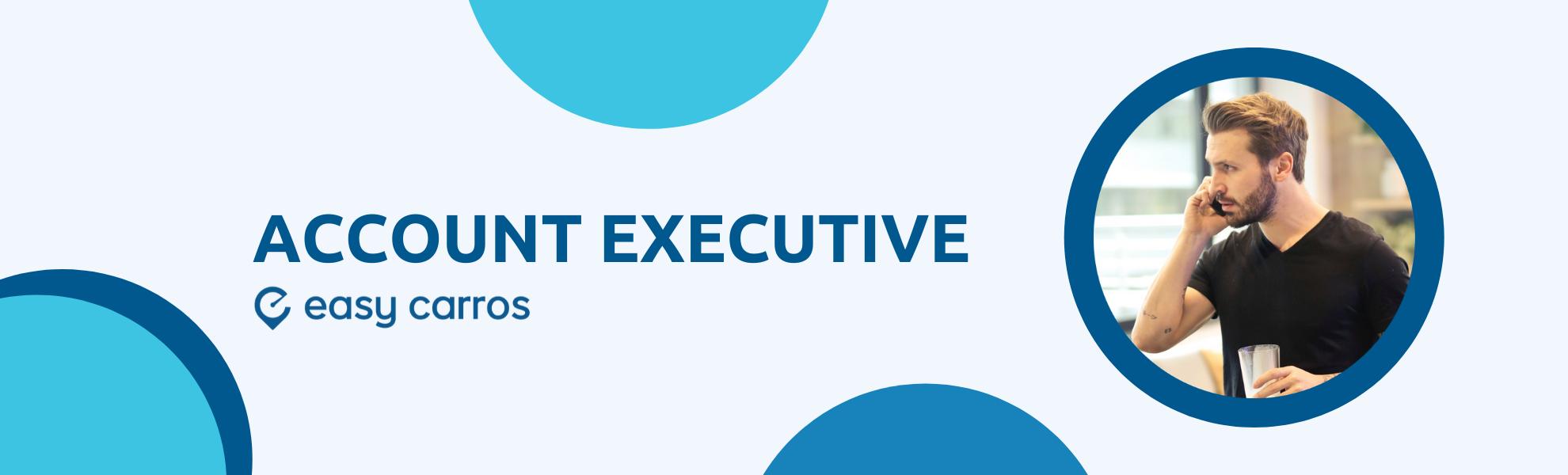 Account Executive Jr (vaga futura)