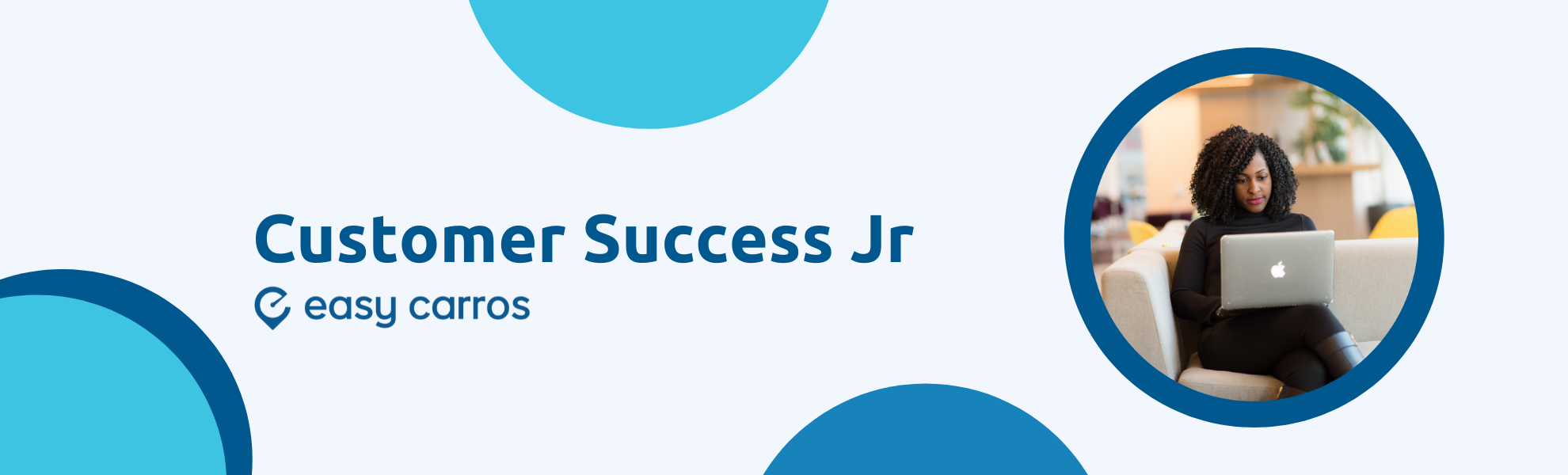 Customer Success Jr (vaga futura)