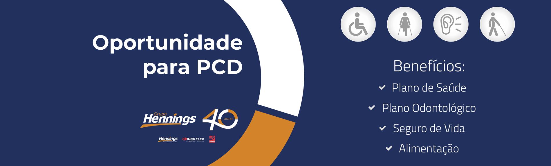 PCD - Grupo Hennings