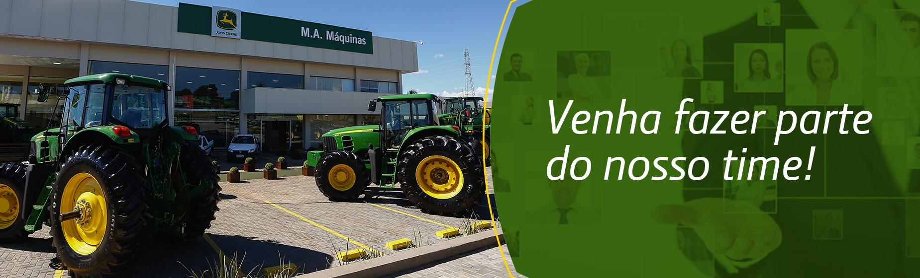 M.A. Maquinas Agrícolas LTDA