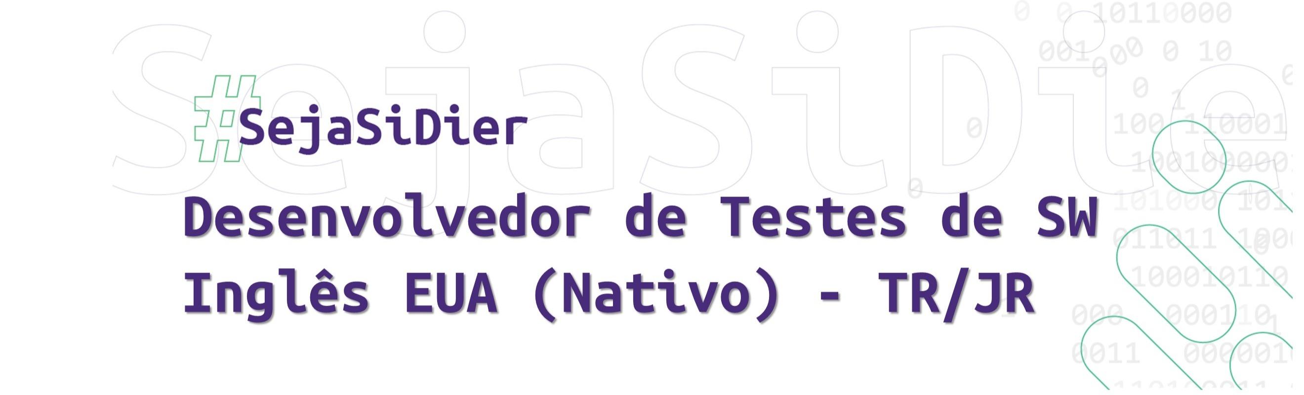 Criador de Conteúdo JR/PL  - Inglês EUA (Nativo)