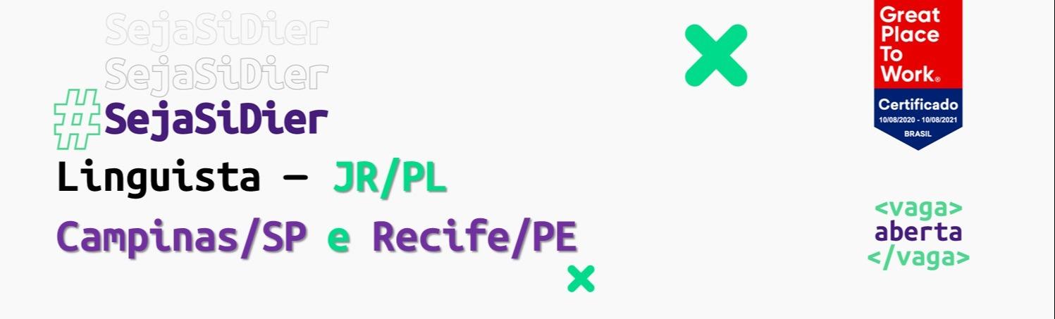 Linguista - JR/PL