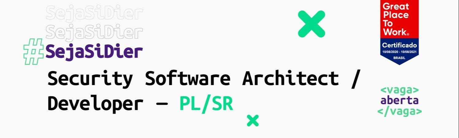 Security Software Architect / Developer - PL/SR