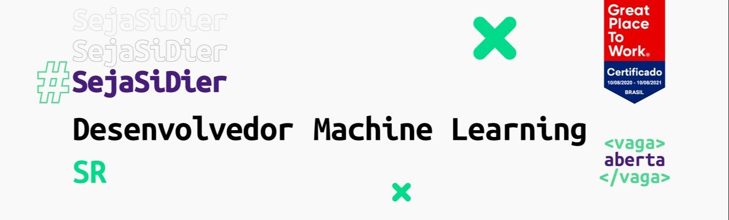 (Manaus/AM) Desenvolvedor Machine Learning - SR