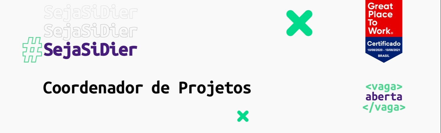 Coordenador de Projetos