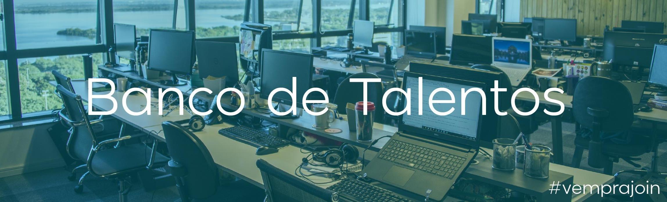 Banco de Talentos Join Tecnologia (Brasil)