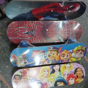 Patineta Skate Superheroes Marvel