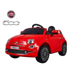 Auto A Batería Fiat 500 12v