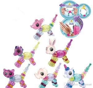 Magic Pet Beads - Zippy Toys - Brazalete Para Armar