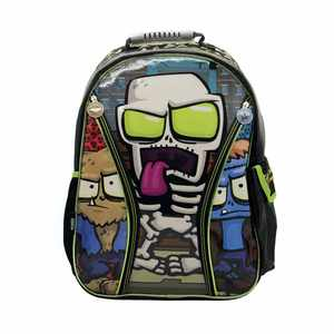 "Mochila De Espalda Zombie Infection 18"" Licencia Original"