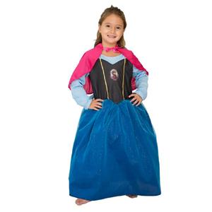 Disfraz Anna Frozen Talle 0