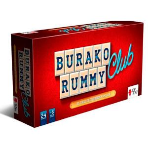 Juego de Mesa Burako Rummy Club Original Top Toys