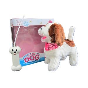 Perro Cachorro Interactivo con Sonido a Cotrol Remoto