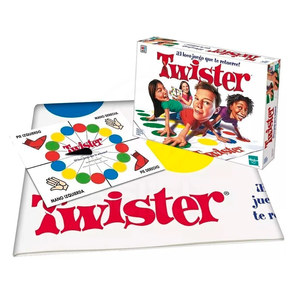 Juego Twister Familiar Hasbro Original