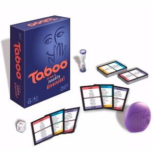 Juego de Mesa Taboo Hasbro Original