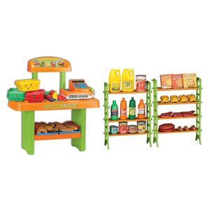 Petit Gourmet Supermercado Caja Registradora 59 Piezas