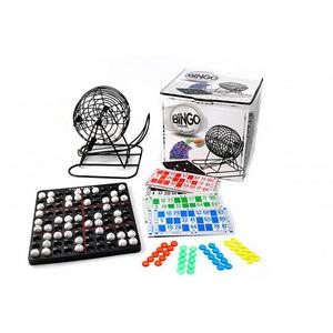 Bingo Bolillero Original Grande Familiar