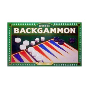 Backgammon Juego de Mesa Familiar