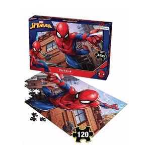 Rompecabezas Spiderman 120 Piezas
