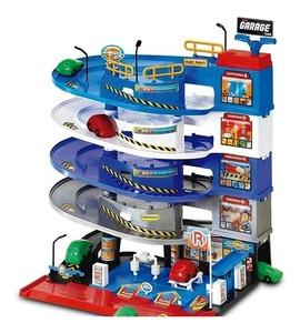 Maxi Garage Rondi Estacionamiento Lavadero Con Sonido + 2 Autos