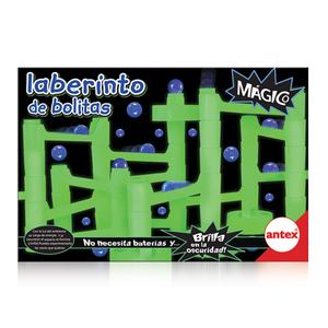 Laberinto De Bolitas Magico Original Brilla En La Oscuridad