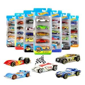 Autos De Colección Hot Wheels Pack X5 Mattel Orig.(surtidos)