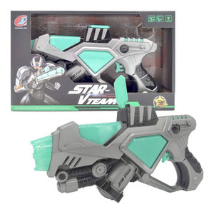 Pistola Star V Team Luces y Sonido