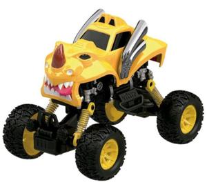 Camioneta 4x4 Monstruos Mandibula Con Suspension
