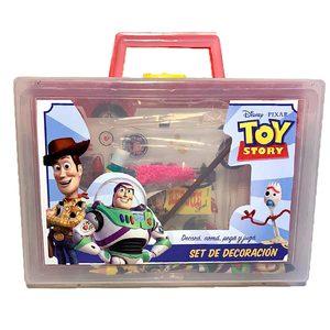 Valija Set de Decoración Toy Story Decorá, Armá y Pegá