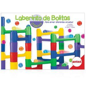 Laberinto de Bolitas Clasico 14 Canaletas 10 Bolitas
